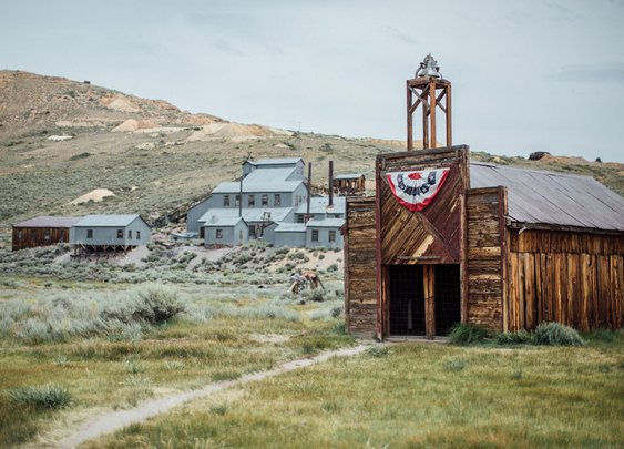 Bodie, California: The gold-rush era ghost town frozen in time