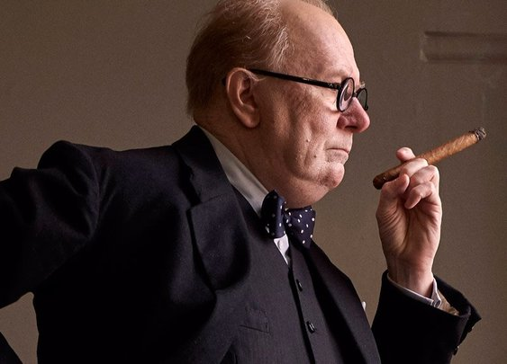 You Won't Recognize Gary Oldman As Winston Churchill In New WWII Movie | Gentlemint Blog