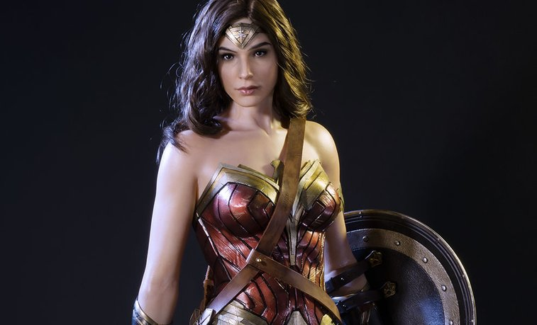 DC Comics Wonder Woman Polystone Statue by Prime 1 Studio | Sideshow Collectibles