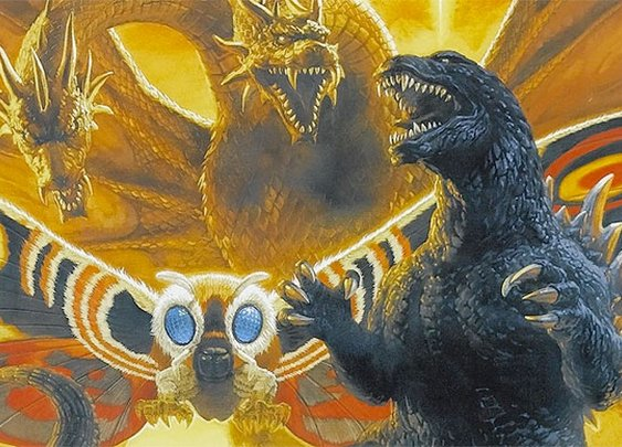 10 Essential Godzilla Movies | Movies | Geek.com