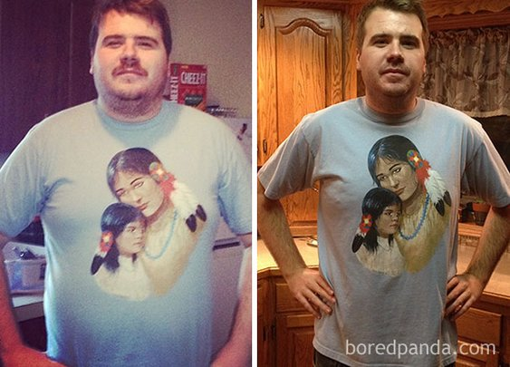10+ Before-And-After Pics Show What Happens When You Stop Drinking | Bored Panda
