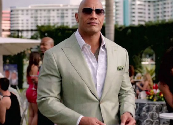 HBO's 'Ballers' Proves Why The Rock Should Be President