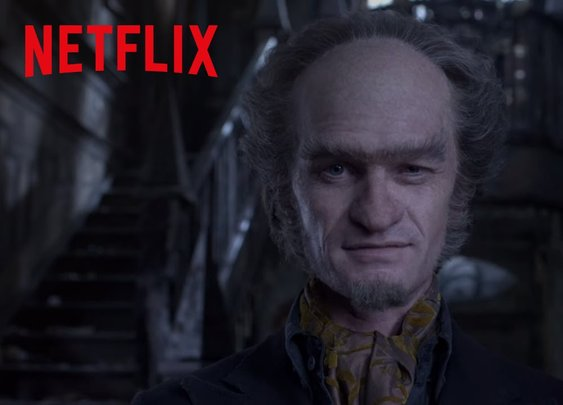 A Series of Unfortunate Events Trailer