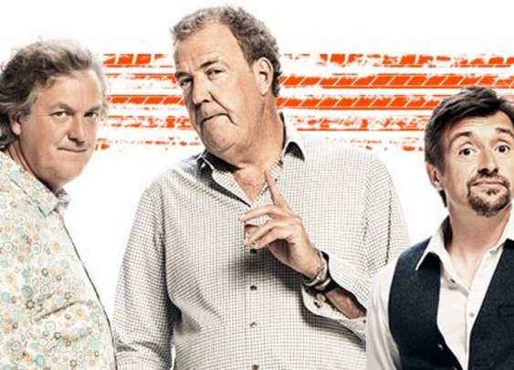 Surprise, The Grand Tour Premiers a Day Early in America