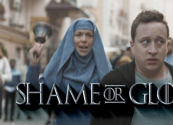 Shame or Glory