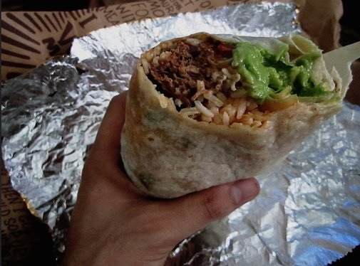 Three L.A. Men Are Suing Chipotle Because They Felt Too Full After Finishing Their Burritos