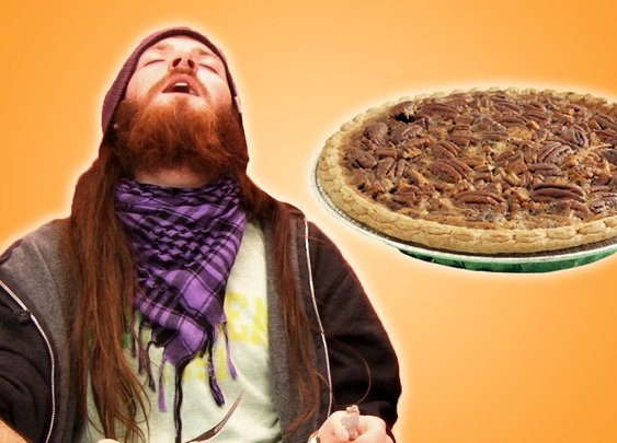 Irish People Taste Test Thanksgiving Food