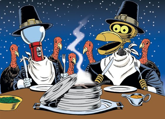 MST3K Turkey Day 2016 Marathon Details