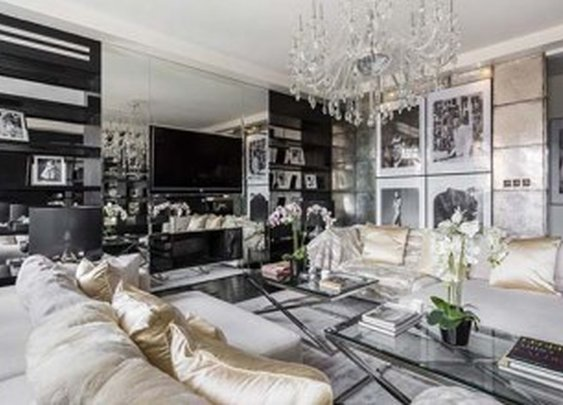 Alexander McQueen's Mayfair Home Is For Sale for $10.6 Million