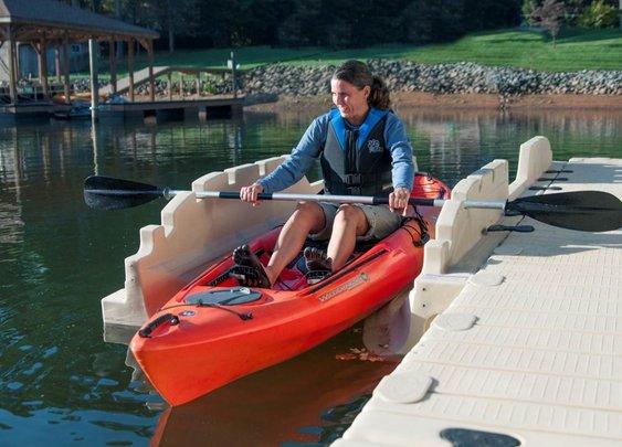 FWM Docks  Personal Kayak Launch