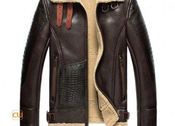 Sheepskin Jackets for Men | Gentlemint