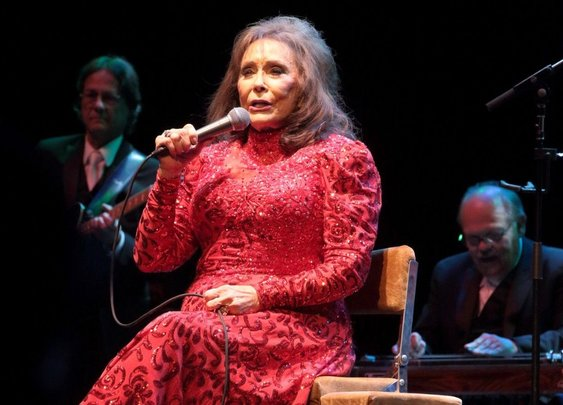 Loretta Lynn tried marijuana for the first time at 84