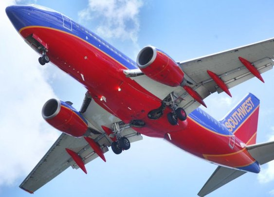 Southwest Airlines plane diverts after baby born mid-flight