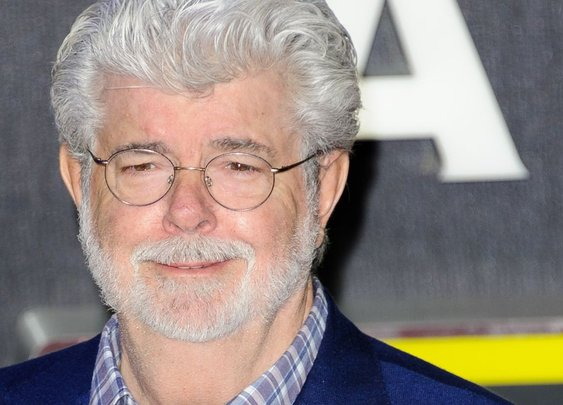 Rogue One has at least one fan: George Lucas