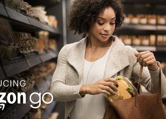 Amazon Makes Shoplifting Legal. Sorta.