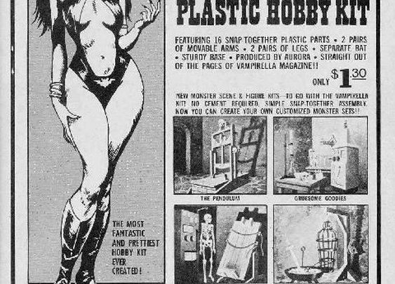 Monster Stuff for Kids! Vintage Horror Comic & Magazine Adverts |