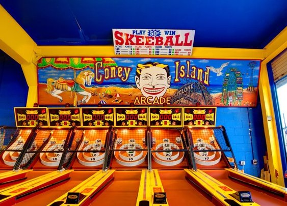 Why Skee-Ball Doesn't Change - The Atlantic