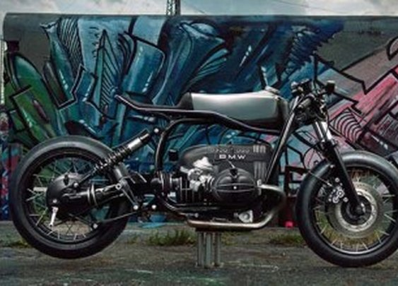 BMW R100R DA#7 by Diamond Atelier is Amazing