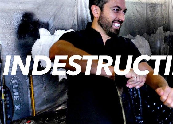 How Indestructible Coating Works