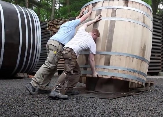 How Giant Barrels Are Made