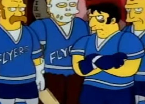 The Definitive Guide to The Simpsons' Greatest Hockey Moments | VICE Sports