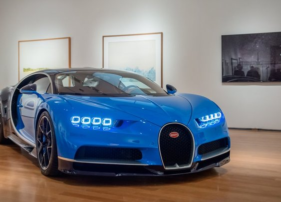 Bugatti Chiron is $2.6 million supercar artwork - Business Insider