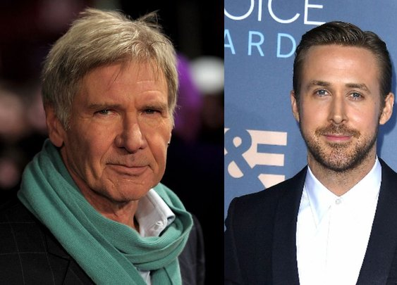 Harrison Ford Accidentally Punched Ryan Gosling Recently