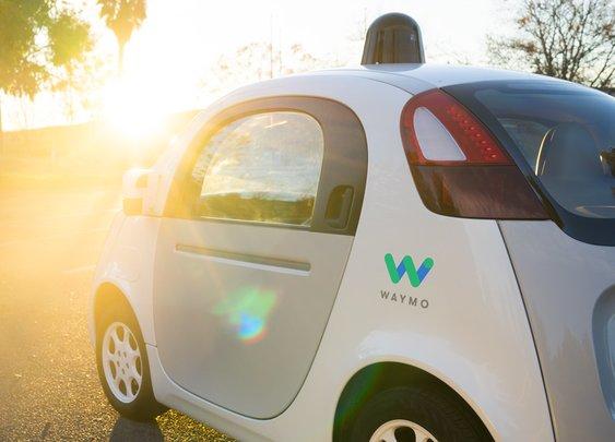 Waymo —Google's Self Driving Car Company