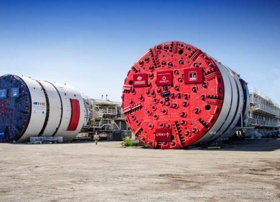 """Elon Musk might start a literal """"boring company"""" to tunnel under traffic"""