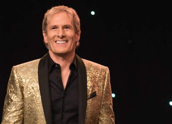 Michael Bolton's Valentine's Day Special Coming to Netflix