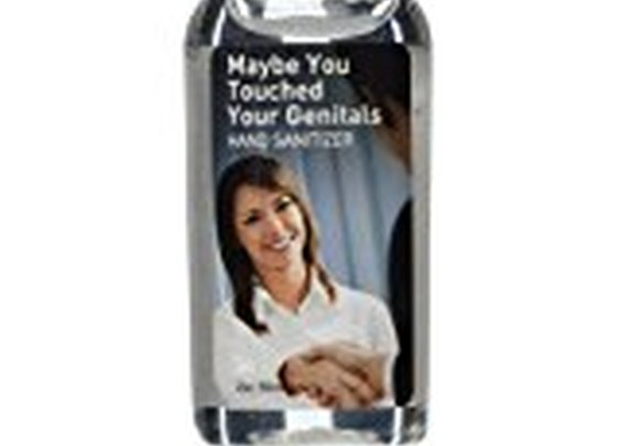 Amazon.com : BlueQ Maybe You Touched Your Genitals Liquid Hand Soap 8 oz 236 ml : Hand Sanitizers : Beauty