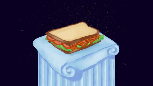 What Hero Invented The BLT?