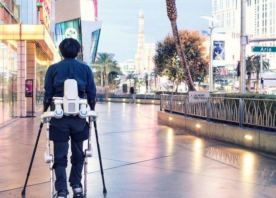 Hyundai wants to make exoskeletons cheaper
