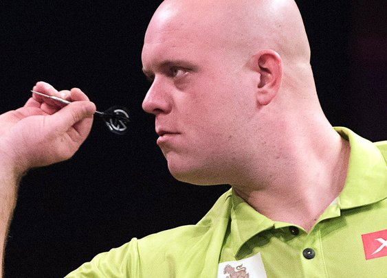 He's the Michael Jordan of Darts. He Just Has to Prove It. - The New York Times