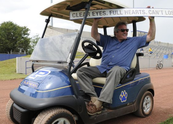 Brad Leland on redeeming Buddy Garrity and taking a punch from Walker, Texas Ranger