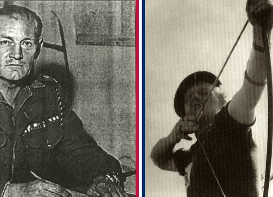 The bagpipe-playing soldier who killed a Nazi sergeant with a longbow