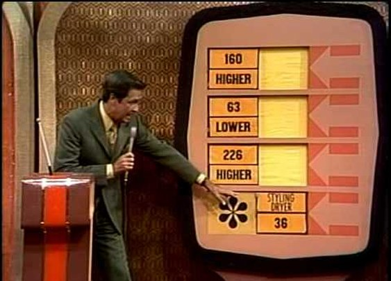 The First Episode of the Price is Right with Bob Barker