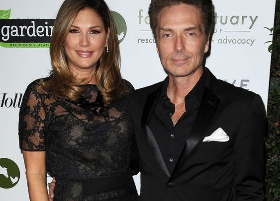 Richard Marx Subdues Crazed Passenger on His Flight — While Wife Daisy Fuentes Documents the Drama