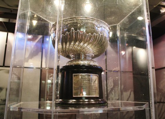 When the Stanley Cup Champions Were Challenged
