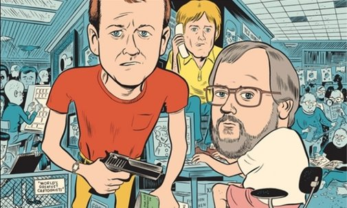 Fantagraphics Celebrates Its 40 Year Anniversary in a Uniquely Fantagraphics-ish Way