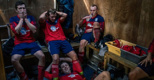 Welcome to the World's Smallest Soccer League. Both Teams Are Here. - The New York Times