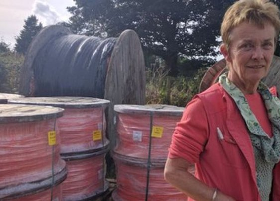 The farmer who built her own broadband
