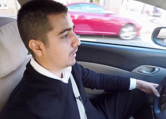 Uber Driver Saves 16-Year-Old Girl From Sex Trafficking