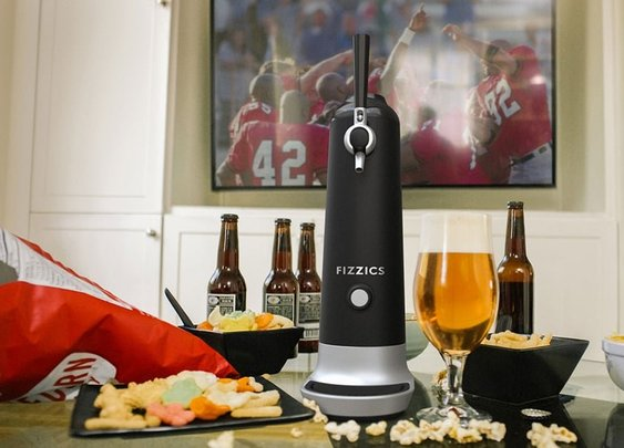Fizzics Waytap Beer Dispenser | Gentlemint Reserve