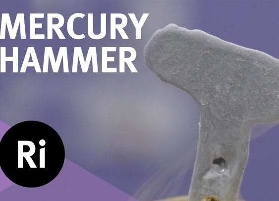 Watch Mercury Freeze