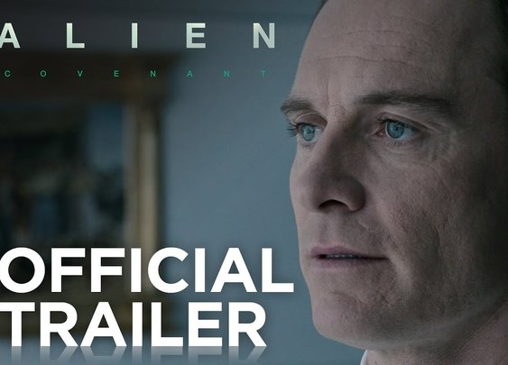 Alien: Covenant — First Official Trailer