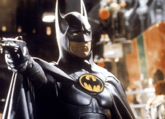 "Michael Keaton passed on Batman Forever because the script ""sucked"""