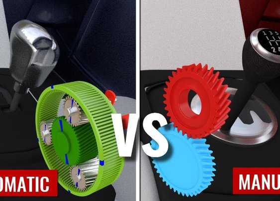How Automatic and Manual Transmissions Work