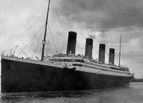 New documentary claims it was a fire that sank the Titanic