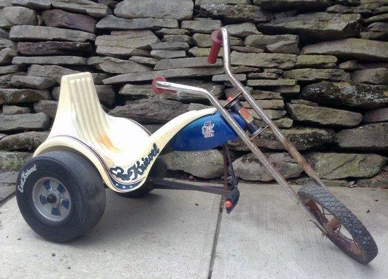 Pure Evel: 1975 AMF Evel Knievel Trike